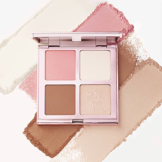 Your Je Ne Sais Quoi Complexion Perfection Face Palette