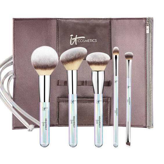 Your Heavenly Luxe Must-Haves Brush Set