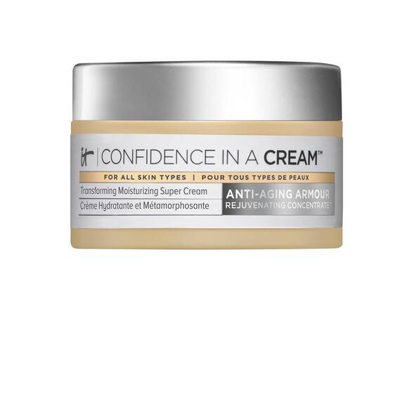 Confidence in a Cream Travel Size