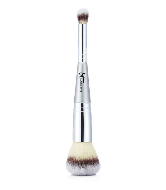 Heavenly Luxe Dual Foundation-Concealer Brush