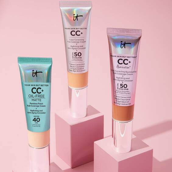 Your Skin But Better CC+ Cream with SPF 50