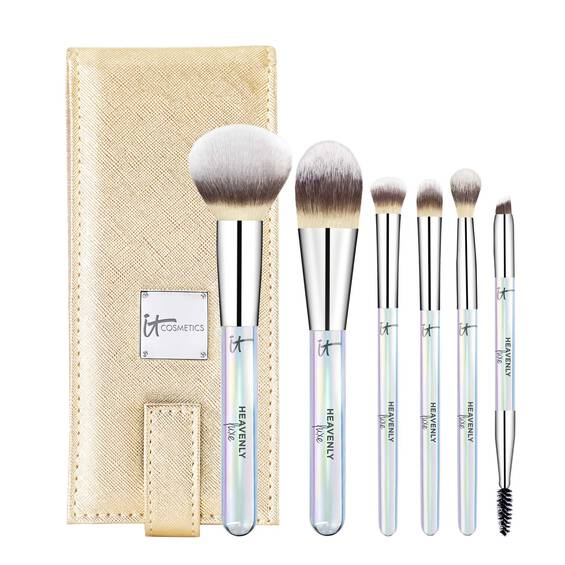 Your Heavenly Luxe Travel Brush Set