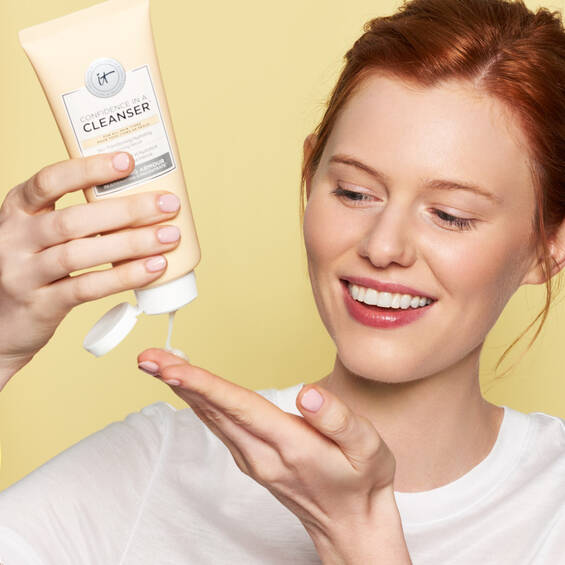 Confidence in a Cleanser
