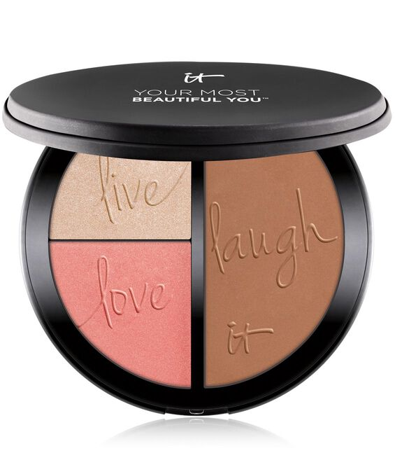Your Most Beautiful You Vitality Anti Aging Face Palette Main