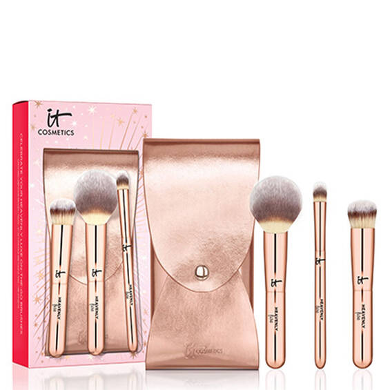 Celebrate Your Heavenly Luxe On-The-Go Brush Set
