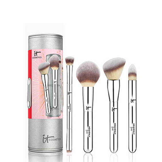 Celebrate Your Heavenly Luxe Brush Set
