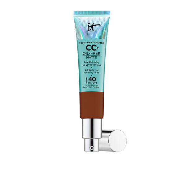 Your Skin But Better CC+ Oil-Free Matte SPF 40