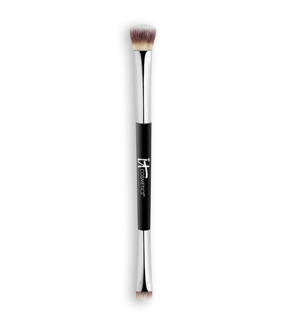 Heavenly Luxe No-Tug  Dual Eyeshadow Brush #5