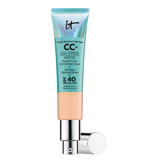 Your Skin But Better CC+ Oil-Free Matte with SPF 40