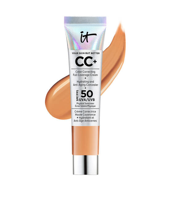 YOUR SKIN BUT BETTER CC+ CREAM MINI 12ML - Tan
