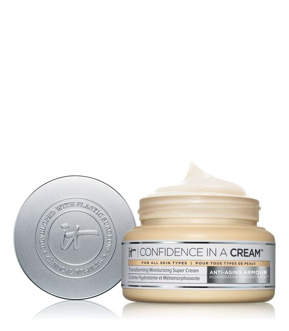 Confidence in a Cream Transforming Moisturizing Super Cream Main Image