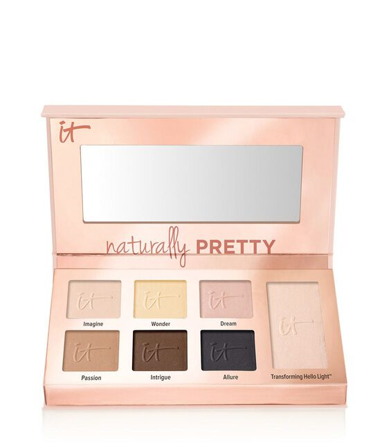 Naturally Pretty Essentials Matte Luxe Transforming Eyeshadow Palette Main Image